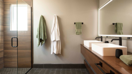 bathroom transformations